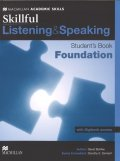 Skillful Listening & Speaking Level Foundation Student's Book & Digibook
