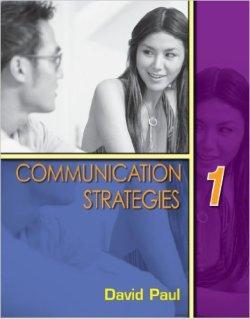 画像1: Communication Strategies Level 1 Student Book