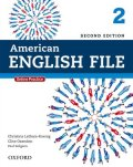 American English File 2nd Edition Level 2 Student Book w/Oxford Online Skills