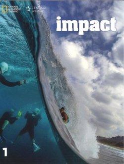 画像1: impact Level 1 Student Book