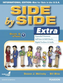 画像1: Side By Side Extra 1 Student Book and eText