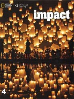 画像1: impact Level 4 Student Book