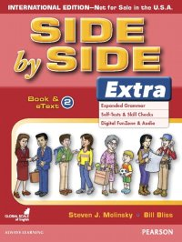 Side By Side Extra 2 Student Book and eText