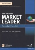 Market Leader Extra 3rd Edition Upper-Intermediate CourseBook w/DVD-ROM