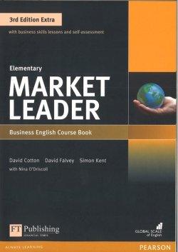 画像1: Market Leader Extra 3rd Edition Elementary CourseBook w/DVD-ROM