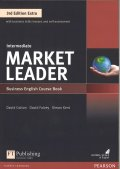 Market Leader Extra 3rd Edition Intermediate CourseBook w/DVD-ROM