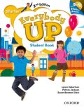 Everybody Up 2nd Edition Level Starter Student Book with CD Pack