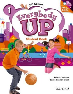 画像1: Everybody Up 2nd Edition Level 1 Student Book with CD Pack