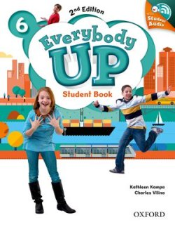 画像1: Everybody Up 2nd Edition Level 6 Student Book with CD Pack
