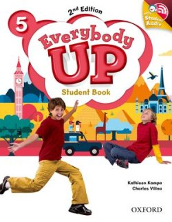 画像1: Everybody Up 2nd Edition Level 5 Student Book with CD Pack