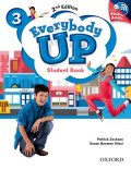 Everybody Up 2nd Edition Level 3 Student Book with CD Pack