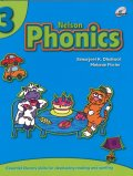 Nelson Phonics 3 Student Book with MP3 CD