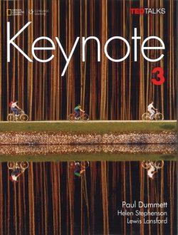 画像1: Keynote 3 Student Book only