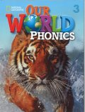 Our World Phonics 3 with MP3 Audio CD