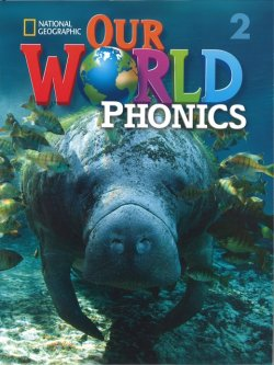 画像1: Our World Phonics 2 with MP3 Audio CD