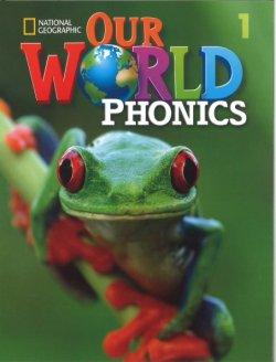 画像1: Our World Phonics 1 with MP3 Audio CD
