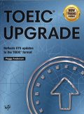TOEIC Upgrade Student Book w/MP3 Audio CD