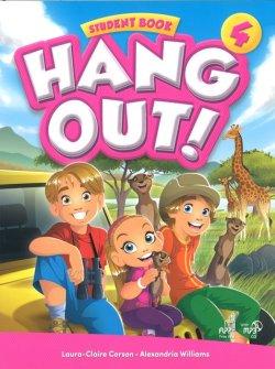 画像1: Hang Out! 4 Student Book