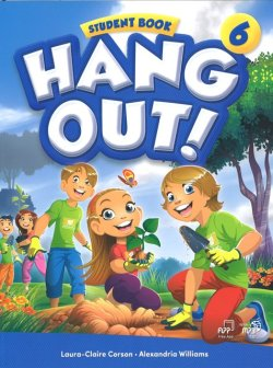 画像1: Hang Out! 6 Student Book with MP3 CD