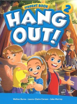 画像1: Hang Out! 2 Student Book