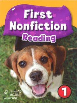 画像1: First Nonfiction Reading 1 Student Book  with Workbook and CD-ROM