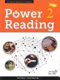 Power Reading 2 Student Book with MP3 & Student Digital Materials CD