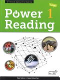 Power Reading 1 Student Book with MP3 & Student Digital Materials CD