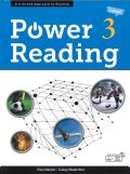 Power Reading 3 Student Book with MP3 & Student Digital Materials CD