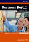Business Result 2nd Edition Elementary Student Book and Online Practice Pack
