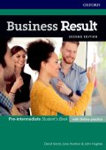 Business Result 2nd Edition Pre-Intermediate Student Book and Online Practice Pack