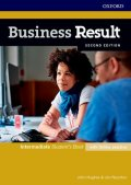 Business Result 2nd Edition Intermediate Student Book and Online Practice Pack