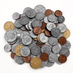 画像1: コインセット 96 Coins in a Bag