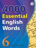 4000 Essential English Words 6 Student Book with Answerkey