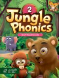 Jungle Phonics 2 Student Book with Student Digital materials CD