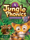 Jungle Phonics 4 Student Book with Student Digital materials CD