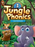 Jungle Phonics 3 Student Book with Student Digital materials CD