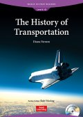 WHR6-8: The History of Transportation  with Audio CD