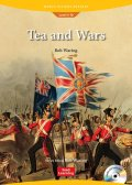 WHR3-8: Tea and Wars  with Audio CD