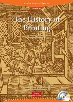 画像1: WHR2-9: The History of Printing with Audio CD