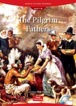 画像1: WHR1-4: The Pilgrim Fathers with Audio CD