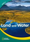 WW Level 3-Social Studies : Land and Water Reader
