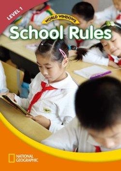 画像1: WW Level 1-Social Studies: School Rules