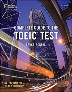 画像1: Complete Guide to the TOEIC Test 4th Edition Textbook