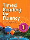 Timed Reading for Fluency level 1 Student Book