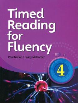 画像1: Timed Reading for Fluency level 4 Student Book