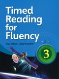 Timed Reading for Fluency level 3 Student Book