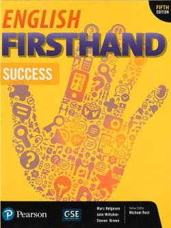 画像1: English Firsthand 5th Edition Success Student Book