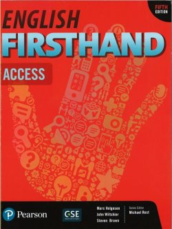 画像1: English Firsthand 5th Edition Access Student Book