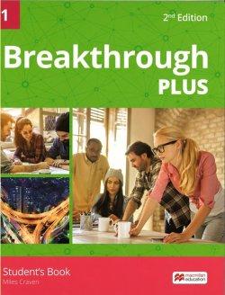 画像1: Breakthrough Plus 2nd Edition Level 1 Student Book + Digital Student's Book Pack