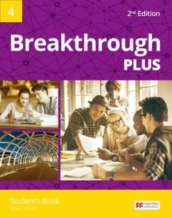 画像1: Breakthrough Plus 2nd Edition Level 4 Student Book + Digital Student's Book Pack
